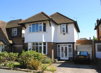 Thumbnail 3 bed detached house for sale in Marine Close, Leigh-On-Sea