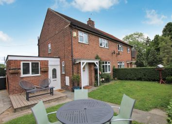 Thumbnail 3 bed semi-detached house for sale in Hough Green, Ashley, Altrincham