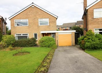 Thumbnail 3 bed detached house for sale in Ryde Close, Haslingden, Rossendale