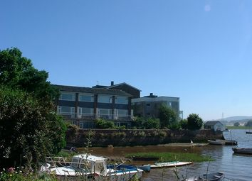 Thumbnail 2 bedroom flat to rent in Strand Court, Topsham, Exeter