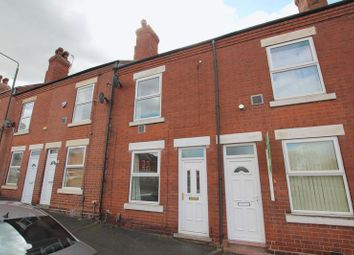 Thumbnail 2 bed terraced house to rent in Burr Lane, Ilkeston