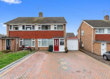 3 bed semi-detached house for sale in Cradlebridge Drive, Willesborough, Ashford TN24