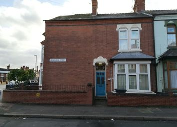 Thumbnail 1 bed flat for sale in Melbourne Street, Highfields, Leicester