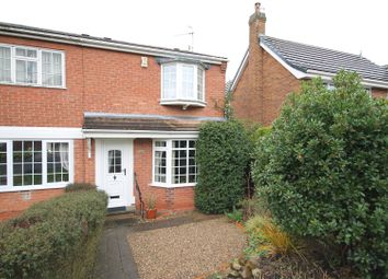 Thumbnail 2 bedroom town house for sale in Gleneagles Drive, Arnold, Nottingham