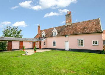 Thumbnail 4 bed property for sale in Bealings Road, Martlesham, Woodbridge