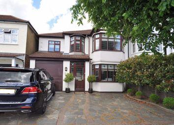 Thumbnail 4 bed property to rent in Ferguson Avenue, Gidea Park, Romford