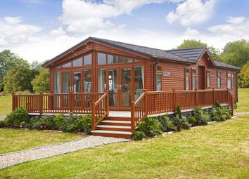 Thumbnail 3 bedroom lodge for sale in English Drove, Thorney, Peterborough