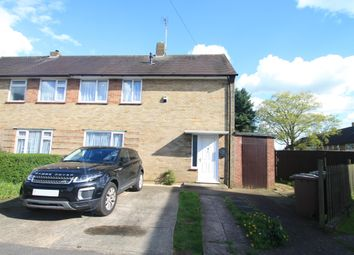 Thumbnail 3 bed property to rent in Cades Close, Luton