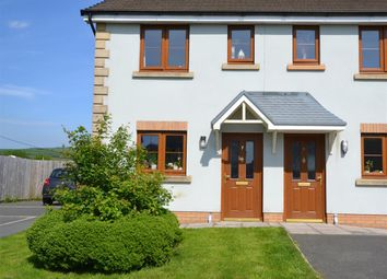 Thumbnail 2 bed semi-detached house for sale in Longstone, Station Road, Letterston, Haverfordwest