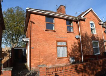 Thumbnail 3 bed end terrace house for sale in Lyndale Avenue, Bridgwater