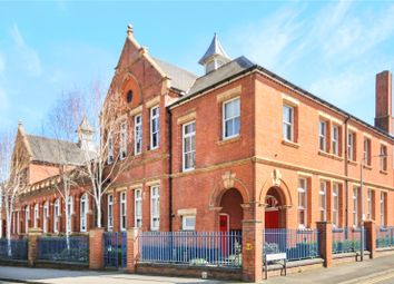 Thumbnail 2 bedroom flat to rent in The Old School, Euclid Street, Swindon, Wiltshire