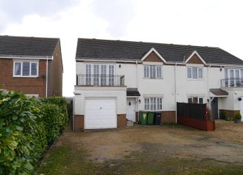Thumbnail 4 bed semi-detached house to rent in Church Road, Ten Mile Bank