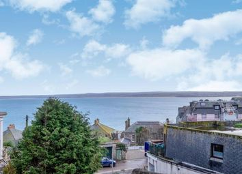 Thumbnail 2 bed flat for sale in Pednolver Terrace, St. Ives, Cornwall