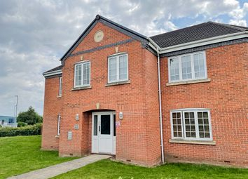 Thumbnail 2 bed flat for sale in Wallis House, Station Road, Castle Donington