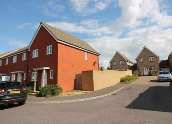 Thumbnail 3 bed end terrace house for sale in Resolution Road, Exeter