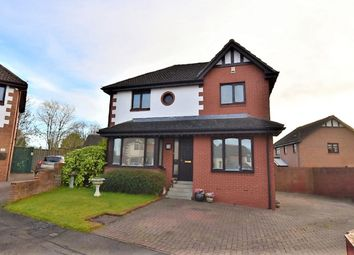 Thumbnail 4 bed detached house for sale in Halpin Close, Bellshill
