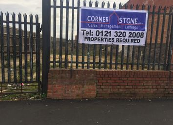Thumbnail Land for sale in Wright Road, Alum Rock