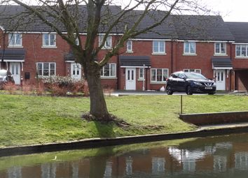 Thumbnail 3 bed terraced house for sale in Kettlebrook Road, Tamworth
