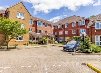 Thumbnail 1 bed flat for sale in Allingham Court, Summers Road, Farncombe, Godalming