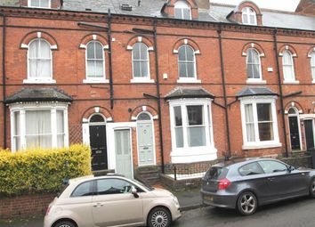 Thumbnail 4 bedroom terraced house for sale in Regent Road, Harborne, Birmingham