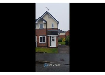 2 bed semi-detached house to rent in Sedgefield Road, Chester CH1
