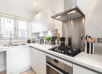 Thumbnail 2 bedroom flat for sale in Reigate Road, Reigate Road