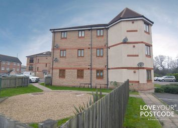 Thumbnail 2 bed flat for sale in Oberon Grove, Wednesbury