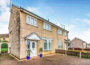 Thumbnail 3 bed semi-detached house for sale in Priestley Avenue, Rawmarsh, Rotherham