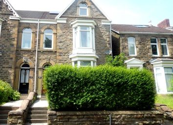 Thumbnail 5 bedroom semi-detached house for sale in Springfield Street, Morriston, Swansea