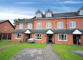 Thumbnail 4 bed mews house for sale in Hollytree Gardens, Lymm