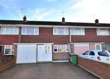 Thumbnail 3 bedroom terraced house for sale in Hillary Road, Basingstoke, Hampshire