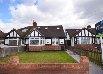 Thumbnail 3 bed semi-detached bungalow for sale in The Ridge, Whitton, Twickenham