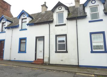 Thumbnail 1 bed terraced house for sale in Bruce Street, Annan, Dumfries And Galloway.