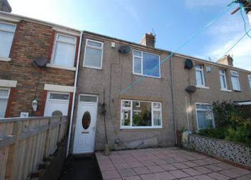 Thumbnail 3 bedroom terraced house for sale in Lynwood Avenue, Newbiggin-By-The-Sea