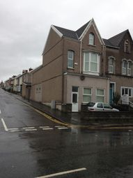 Thumbnail 7 bed terraced house to rent in King Edwards Road, Swansea