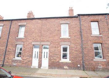 Thumbnail 4 bed terraced house to rent in Front Street, Fletchertown, Wigton