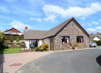 Thumbnail 3 bed detached bungalow for sale in 3 West Lane Close, Keeston, Haverfordwest, Pembrokeshire