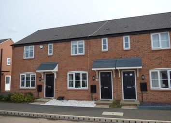Thumbnail 3 bedroom terraced house for sale in Woodsford Drive, Boulton Moor, Derby, Derbyshire