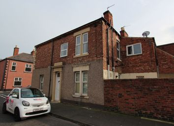 Thumbnail 3 bed flat to rent in West Percy Road, North Shields