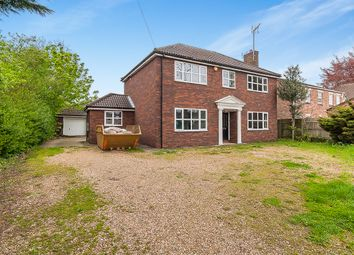 Thumbnail 4 bed detached house for sale in Corporation Road, Wisbech