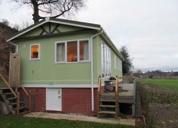 Thumbnail 2 bed mobile/park home for sale in Knowle Sands Park, Highley Road (Ref 5773), Eardington, Bridgnorth, Shropshire