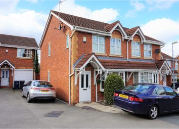 Thumbnail 3 bedroom semi-detached house for sale in West Park Close, Skelmersdale