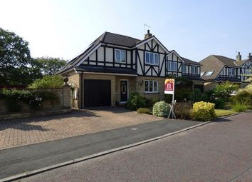Thumbnail 4 bed detached house for sale in Colchester Avenue, Lancaster