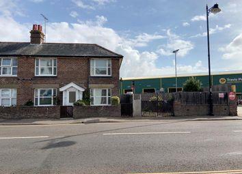 Thumbnail 3 bed end terrace house for sale in 2 Croft Cottages, Pier Road, Littlehampton, West Sussex