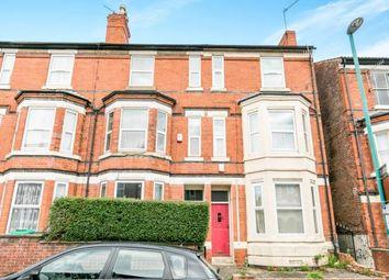 Thumbnail 3 bed end terrace house for sale in Noel Street, Nottingham, Nottinghamshire