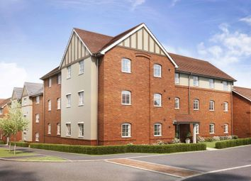 "Thumbnail 1 bed flat for sale in ""Gibberd Court"" at Marsh Lane, Harlow"