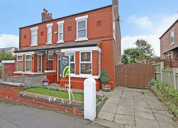 Thumbnail 4 bed semi-detached house for sale in Albert Road, Grappenhall, Warrington