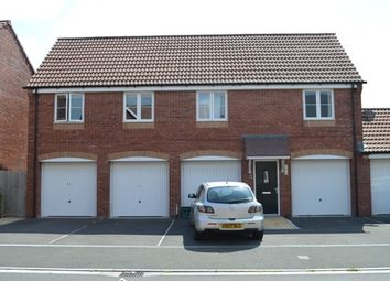 Thumbnail 2 bedroom property for sale in Wilson Gardens, West Wick, Weston-Super-Mare
