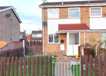 2 bed end terrace house for sale in Lisburn Close, Lincoln LN5