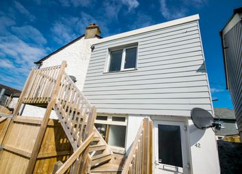 Thumbnail 2 bed flat to rent in Cross Street, Camborne